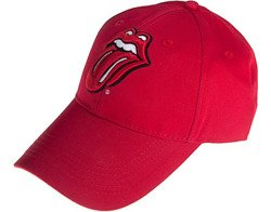 czapka ROLLING STONES - CLASSIC TONGUE RED