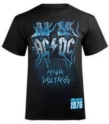 koszulka AC/DC - LIVE WIRE