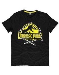koszulka JURASSIC PARK - LOGO
