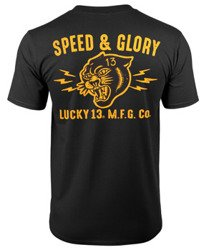 koszulka LUCKY 13 - SPEED AND GLORY