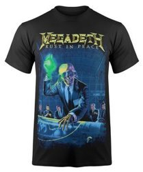 koszulka MEGADETH -  RUST IN PEACE 30TH ANNIVERSARY