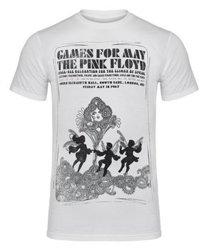 koszulka PINK FLOYD - GAMES FOR MAY