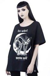 koszulka damska KILL STAR - C'MON MEOW