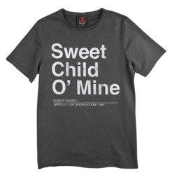 koszulka dziecięca GUNS N' ROSES - SWEET CHILD O' MINE