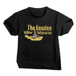koszulka dziecięca THE BEATLES - NOTHING IS REAL