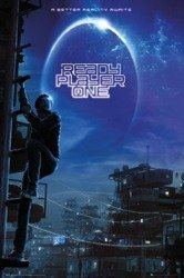 plakat READY PLAYER ONE - ONE SHEET