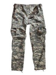 spodnie bojówki MMB US BDU HOSE BW - AT - DIGITAL