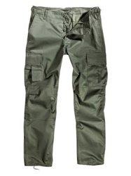 spodnie bojówki MMB US BDU HOSE OLIV