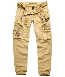 spodnie bojówki ROYAL TRAVELER SLIMMY - ROYALSAHAR