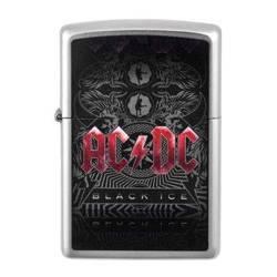 zapalniczka ZIPPO - AC/DC BLACK ICE