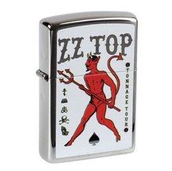 zapalniczka ZIPPO - ZZ TOP
