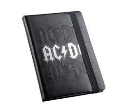 zeszyt AC/AC - LOGO