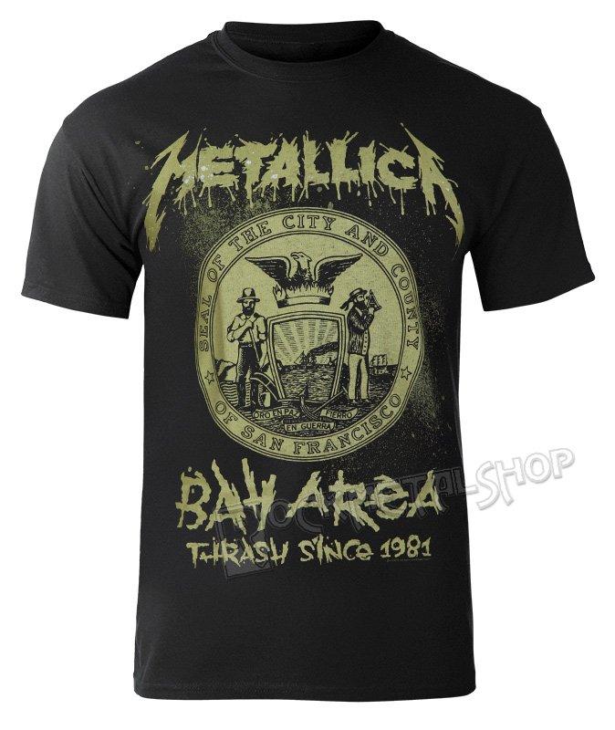 5de9c33dd koszulka METALLICA - ORIGINAL CREST   sklep MetalHead.pl - rockowe ...