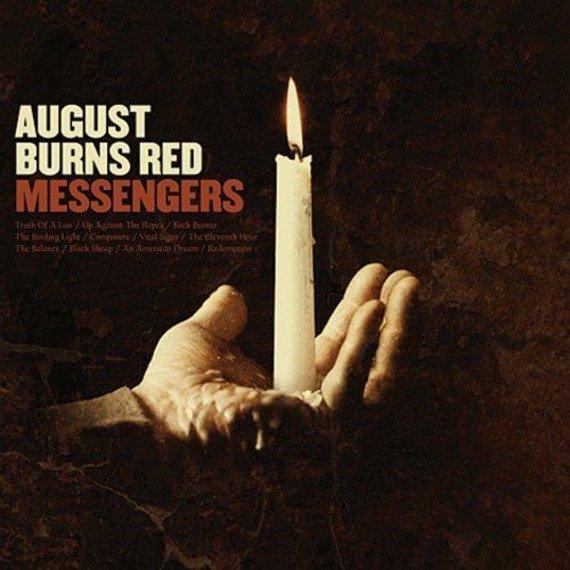 AUGUST BURNS RED: MESSENGERS (CD)