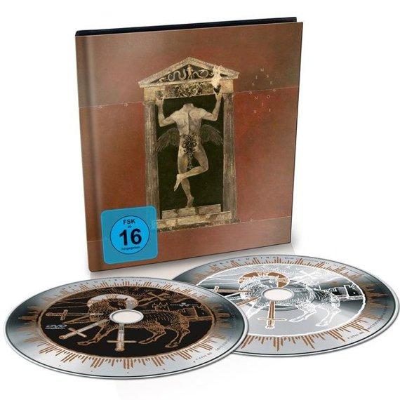 BEHEMOTH: MESSE NOIRE (CD+DVD)