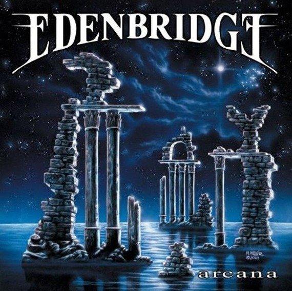 EDENBRIDGE: THE GRIND DESIGN / ARCANA (2CD)