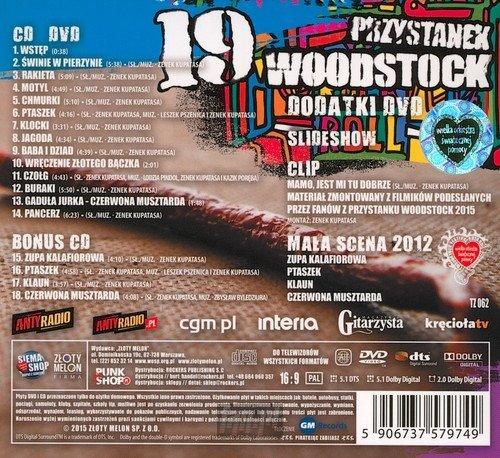 KABANOS: PRZYSTANEK WOODSTOCK 2013 (CD+DVD)