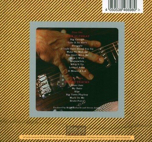 KEITH RICHARDS: TALK IS CHEAP (2CD)