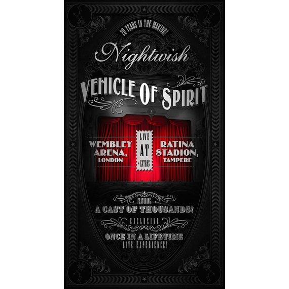 NIGHTWISH: VEHICLE OF SPIRIT (3DVD)