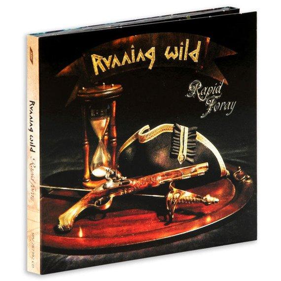 RUNNING WILD : RAPID FORAY (CD)