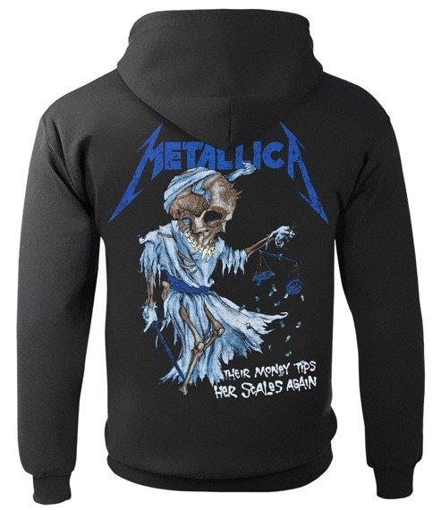 bluza METALLICA - DORIS rozpinana, z kapturem