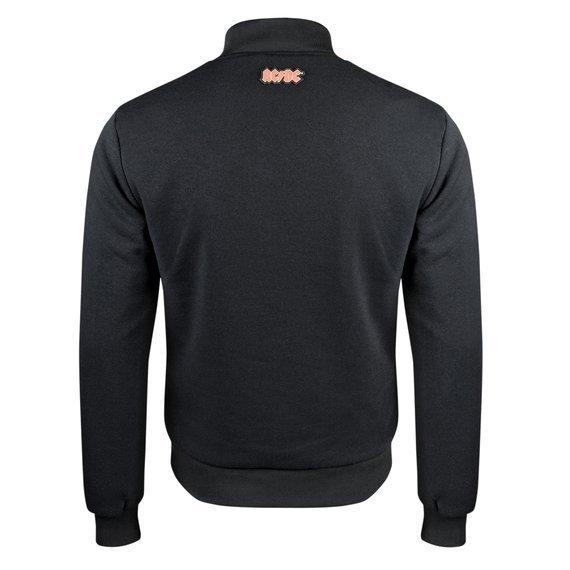 bluza/kurtka AC/DC - LOGO rozpinana
