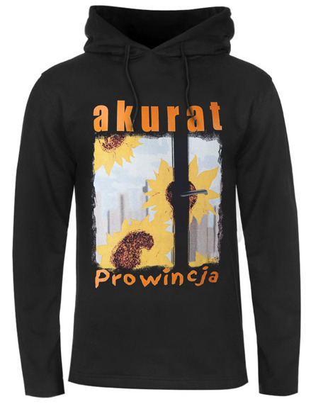 bluza z kapturem AKURAT - PROWINCJA