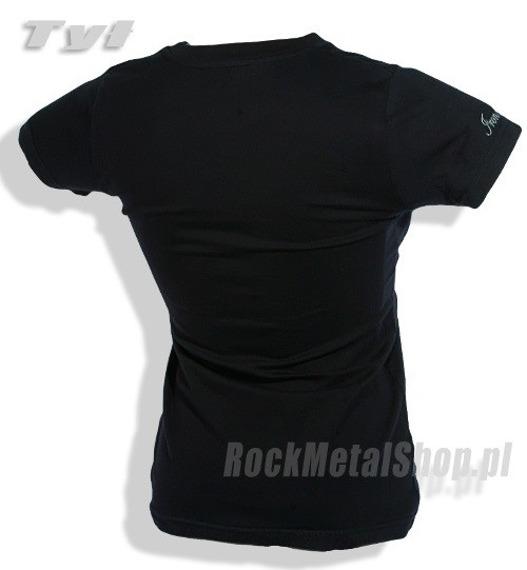 bluzka damska IRON FIST(DEAD SWALLOW) (BLACK)