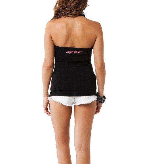bluzka damska METAL MULISHA - CAZZETTE HALTER TOP na ramiączka