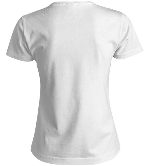 bluzka damska RIOT GIRL - KWIATEK biała