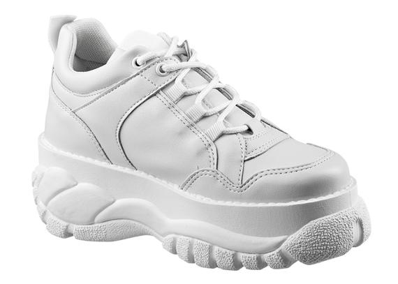 buty damskie ALTERCORE białe (MOSSI WHITE)