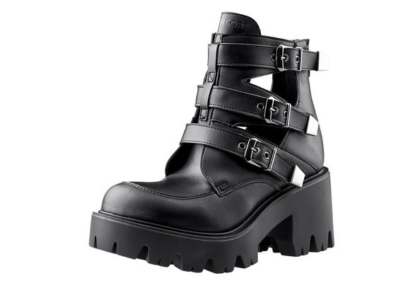 buty damskie ALTERCORE czarne (RANDA VEGAN BLACK)