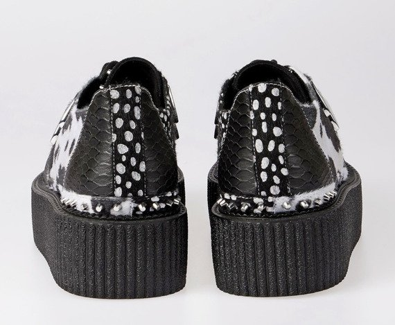 buty damskie creepers  KILL STAR - CREEP