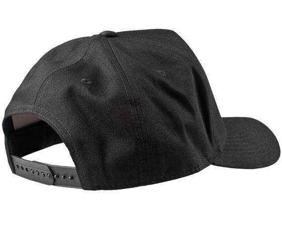 czapka ANTHRAX - LOGO SONIC SILVER