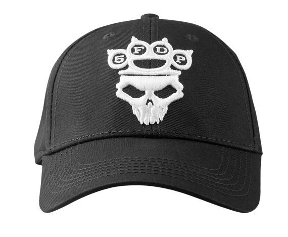 czapka FIVE FINGER DEATH PUNCH - LOGO