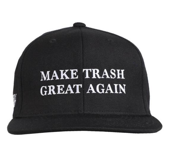 czapka MAKE TRASH GRATE AGAIN
