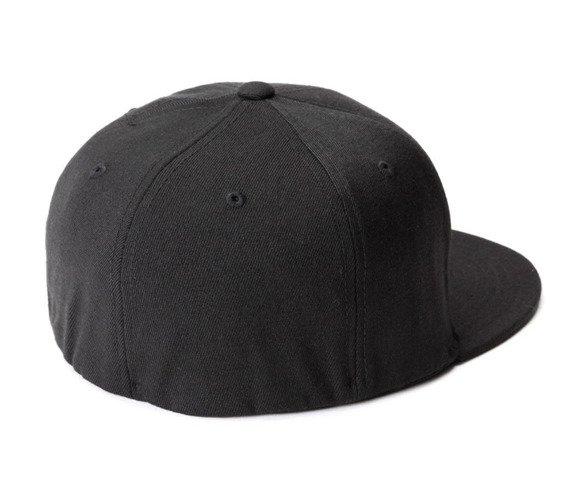 czapka METAL MULISHA - PRIVATE black/green