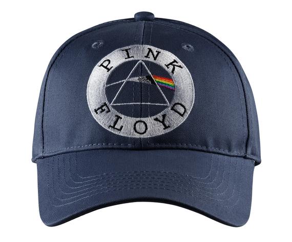 czapka PINK FLOYD - CIRCLE LOGO NAVY