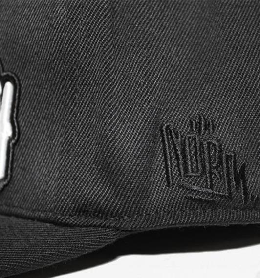 czapka SULLEN - WILL RISE czarna