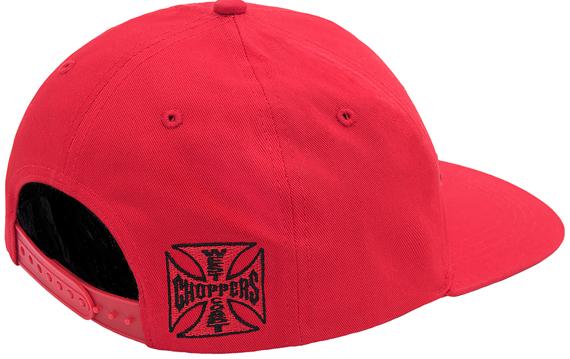 czapka WEST COAST CHOPPERS - EAGLE SNAPBACK FLATBILL HAT