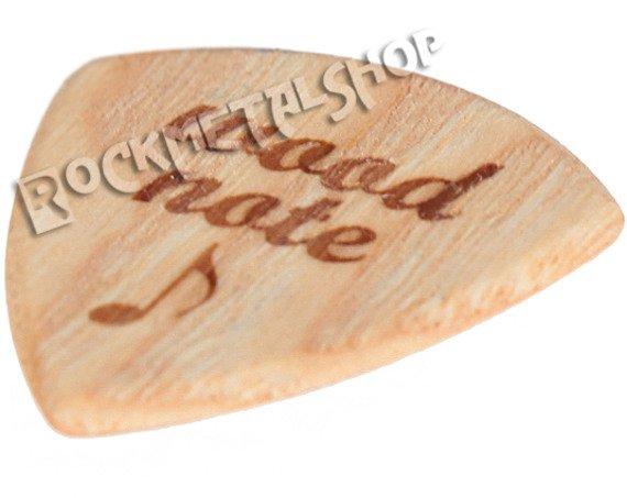 drewniana kostka do gitary WOODNOTE Tinyshield - JESION