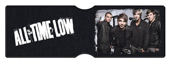 etui na kartę kredytową ALL TIME LOW - GROUP