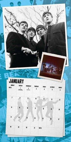 kalendarz THE BEATLES 2019