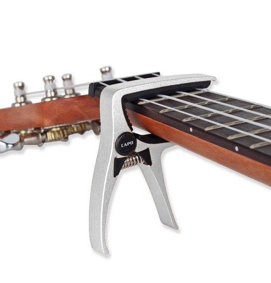 kapodaster do ukulele / mandoliny AROMA AC-20U