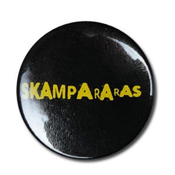 kapsel SKAMPARARAS - LOGO black