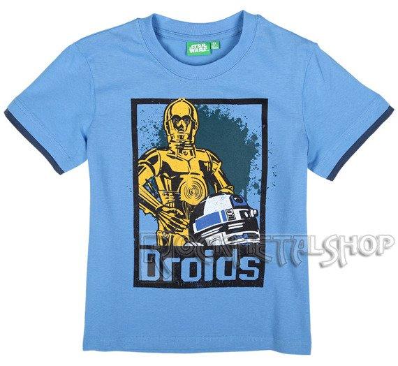 komplet dla chłopca STAR WARS - DROIDS