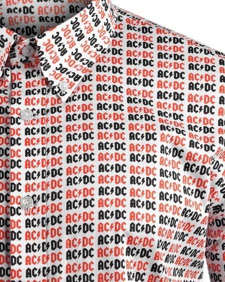 koszula AC/DC - LOGO