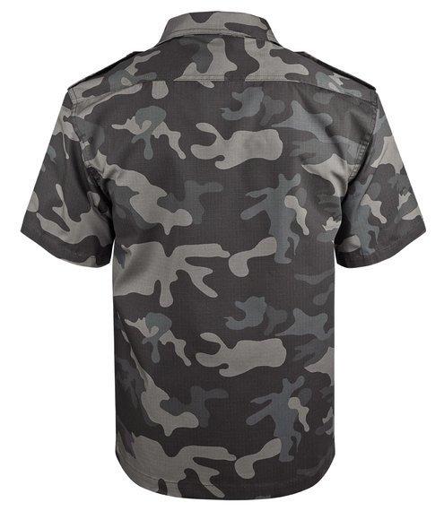 koszula US SHIRT RIPSTOP - DARKCAMO