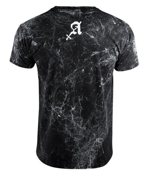 koszulka AMENOMEN - NUN 4 (OMEN146KM ALLPRINT WHITE)