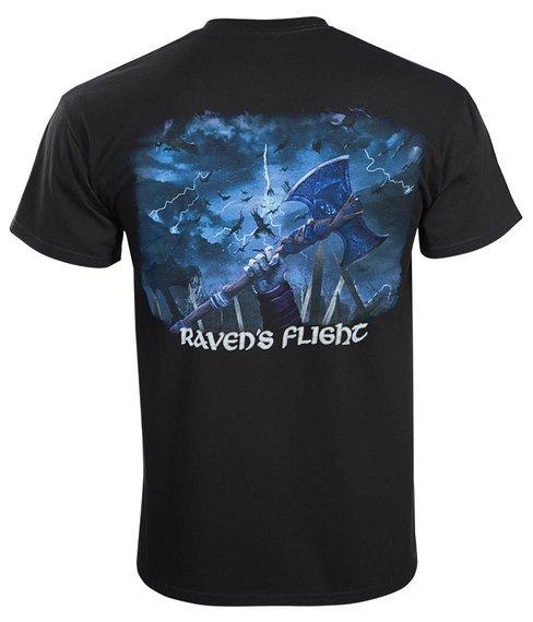 koszulka AMON AMARTH - RAVEN'S FLIGHT